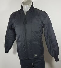 Helly Hansen black quilted jacket XS super condition