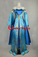League of Legends Sona Cosplay Costume - Custom-made in Any size