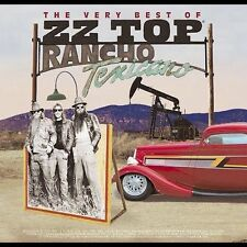THE VERY BEST OF ZZ TOP RANCHO TEXICANO~2004 NEW 2 DISC SET CD~38 SONGS~LEGS +++