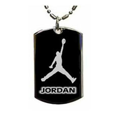 Michael Jordan - Dog Tag Pendant Necklace