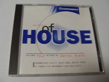 definition of house volume four 4 mixed by daniel klein 1995 CD 5351582