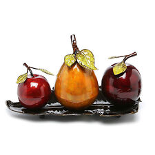 Fruit Centerpiece Dining Table Kitchen Room Tabletop Decor Counter Art Sculpture