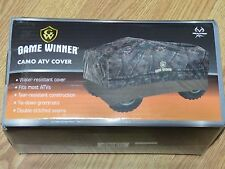 GAME WINNER REALTREE XTRA CAMO ATV STORAGE COVER!