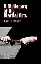 A Dictionary of the Martial Arts-ExLibrary