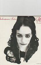 Shakespears Sister-Hello UK cd single