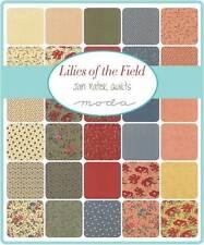 Lilies of the Field by Jan Patek for Moda Jelly Roll SKU 2150JR