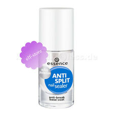 Essence Anti Split Nail Sealer Base coat Fast Drying Nail Lacquer Polish