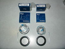FORD,CAPRI SA to SE series 1989 to 1994,PREMIUM,REAR WHEEL BEARINGS,2 WHEEL KIT