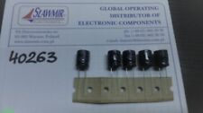 Sanyo 22uF160V 10x13mm 105C Electrolytic Capacitor CE2C220MCXAN LOT10pcs.