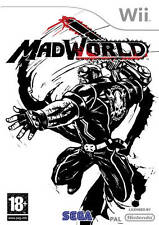 Madworld (Mad world) Nintendo Wii PAL Brand New