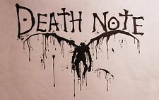 Poster A3 Death Note Shinigami 01