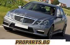 PEINT Mercedes E-class W212 S212 E63 AMG AVANT LOOK SPORT PARE-CHOC AVEC DRL PDC
