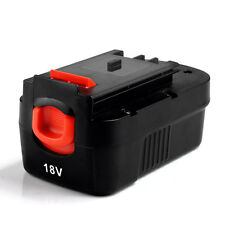 NEW 18V 2000mAh NiCd Slide Battery for Black & Decker HPB18 HPB18-OPE 244760-00