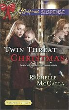 LOVE INSPIRED SUSPENSE:BY:Rachelle McCalla-**EXCELLENT Special on Shipping***