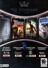 Standard: Games Volume One (inc Jedi Academy etc) - PC Preowned - FAST DISPATCH