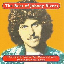 Best of Johnny Rivers [EMI] by Johnny Rivers (Pop) (CD, Jul-1999, EMI)