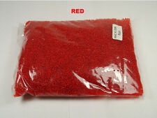WHOLESALE LOT 500 GRAMS 12/0 GLASS SEED BEADS CLEARANCE (SS-725)