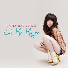 CARLY RAE JEPSEN Call Me Maybe 2-TRACK CARD SLEEVE SEALED