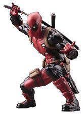 """Christmas gift Deadpool ARTFX+ Marvel X-men 7""""/20cm PVC Action Figure Model Toy"""
