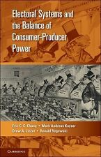Electoral Systems and the Balance of Consumer-Producer Power (Cambridge Studies