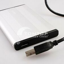 USB 2.0 2.5 inch External IDE HDD Enclosure Case Hard Disk Drive