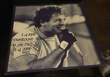 "Bruce Springsteen - Downbound  Train - I'm On Fire  - Rare  7"" Vinyl Pic Sleeve"