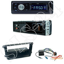 Caliber RMD021 Autoradio + VW Amarok Beetle Caddy Radioblende + ISO Adapter Set