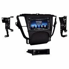 In Dash Multimedia OE Fitment GPS Navigation Radio For Acura TL 2009-2014