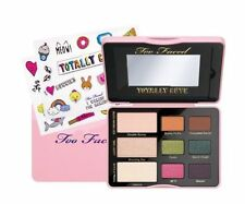 Too Faced Totally Cute Sticker Eyeshadow Palette Collection New/Boxed