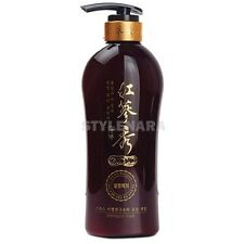 Red Ginseng Herbal scalp Tonic shampoo Loss Hair Growth Regrowth Repair 730ml
