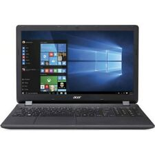 "Acer Aspire ES 15 15.6""WXGA, Black, Intel Celeron N3060, 4GB RAM, 500GB HD NIB"