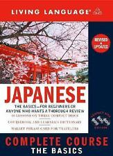 Drive Time Japanese by Living Language Staff (2005, Audio, Other, Unabridged,...