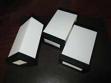 Three Sure Safe Bar Holders for 20~1oz Silver Bullion Bars