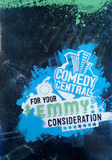 COMEDY CENTRAL - FOR YOUR EMMY CONSIDERATION - (7) DVD SET - 2008 - SEALED  !!!