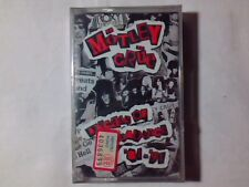 MOTLEY CRUE Decade of decadence '81 - '91 mc GERMANY SIGILLATA