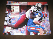 Jadeveon Clowney Autographed South Carolina Gamecocks 11x14 Photo JSA #H86766