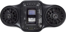 SSV WORKS 2 SPEAKER WATERPROOF AUDIO SYSTEM IPOD CAN-AM COMMANDER W/ BLUETOOTH