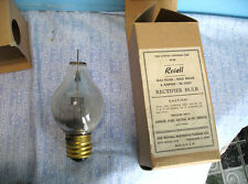 Revall Type R-49 Tube;Tungar Bulb, New old stock, Rectifier for Battery Charger