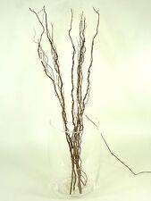 Deko Lichterzweige mit 50 LED 5 x stimmungsvolle Ratanzweige Weidenzweige Zweige