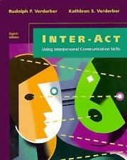 Inter-Act: Using Interpersonal Communication Skills (Wadsworth Series in Speech