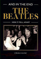 THE BEATLES: AND IN THE END/HOW IT FELL APART (NEW DVD)