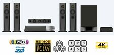 Sony BDV-N7200W 3D 1200W Home Cinema System - Multiregion DVD+Blu-Ray