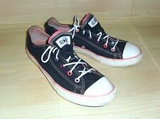 CONVERSE  UK 5 EU 38 CASUAL WOMENS ALL STAR MULTI TOUGUE  GREAT CONDITION