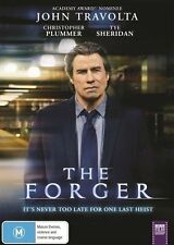 The Forger (DVD, 2015) NEW & SEALED - FREE POSTAGE - AUS STOCK R4