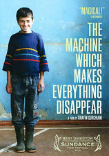 The Machine Which Makes Everything Disappear (DVD, 2013)