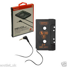 Car Cassette Tape Adaptor for iPhone 5s/4/4s & iPod & MP3  DirectDeck Griffin