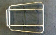 Lambretta Series 3 LI SX TV GP Sprint Rack Stainless Steel NEW!!