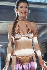Carrie Fisher Princess Leia Star wars A4 photo #19