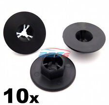 10x Wheel Arch Liner & Splashguard Clips for Kia- 84145-26000 Plastic Liner Nut