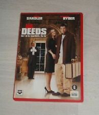 DVD Mr. Deeds Adam Sandler Winona Ryder